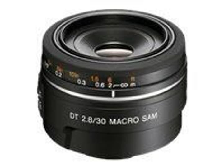 30mm f/28 SAM macro objectif Objectif Sony 785300123819 Photo no. 1