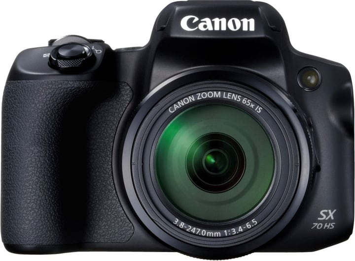PowerShot SX70 HS noir Appareil photo compact Canon 793439500000 Photo no. 1