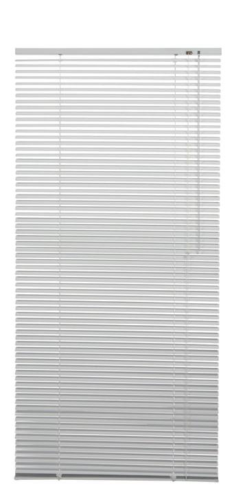 WEISS MATT Jalousie 430753000000 Farbe Weiss Grösse B: 80.0 cm x H: 240.0 cm Bild Nr. 1