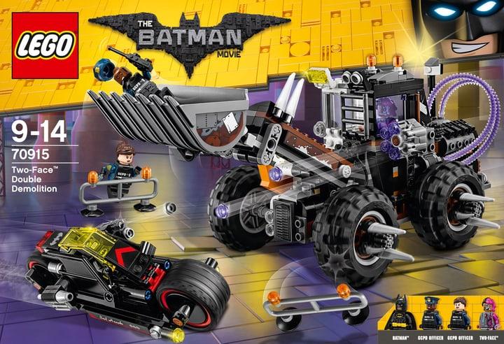 LEGO Batman Movie La fuite de Double-Face 70915 748842300000 Photo no. 1