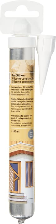 Silicone construction 100 ml Do it + Garden 676054200000 Photo no. 1