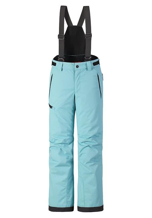Terrie Pantalon de ski pour fille Reima 464594112241 Colore blu chiaro Taglie 122 N. figura 1