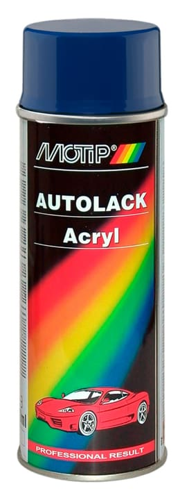 Acryl-Autolack blau 400 ml Lackspray MOTIP 620716300000 Farbtyp 45060 Bild Nr. 1