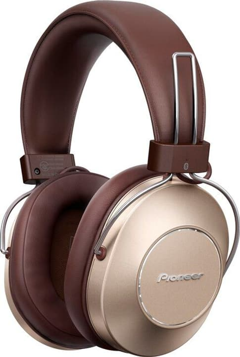 SE-MS9BN-G - Gold Casque Over-Ear Pioneer 785300144657 Photo no. 1