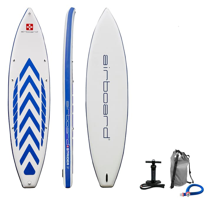 Image of Airboard SUP Strider Ultralight 11'2' SUP-Set rot
