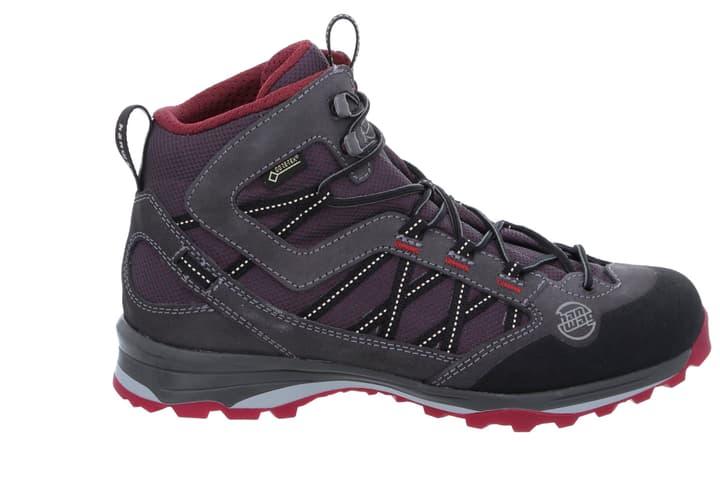 Belorado II Mid GTX Damen-Trekkingschuh Hanwag 465501538080 Farbe grau Grösse 38 Bild-Nr. 1