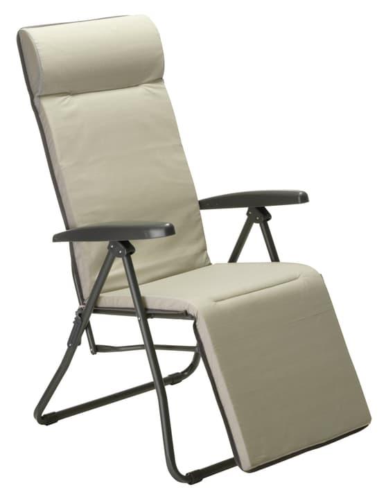 Relaxliegestuhl mit Kissen 753016900000 Bild Nr. 1