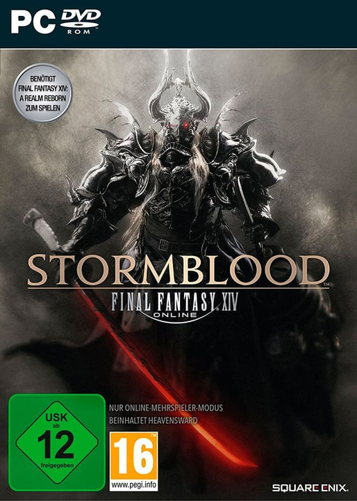 PC - Final Fantasy XIV: Stormblood Physique (Box) 785300122317 Photo no. 1