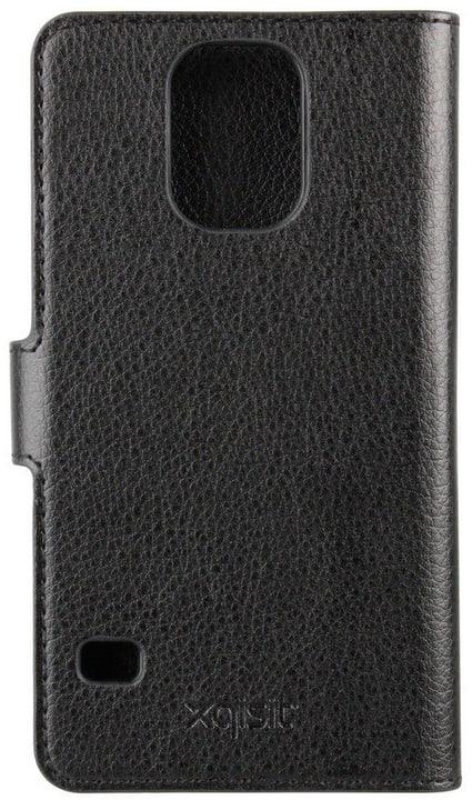 Slim Wallet Galaxy S5 Schwarz XQISIT 798010400000 Bild Nr. 1