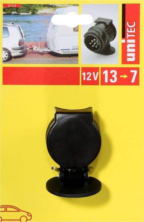 Kurzadapter 13- auf 7-polig, 12V Unitec 621456900000 Bild Nr. 1