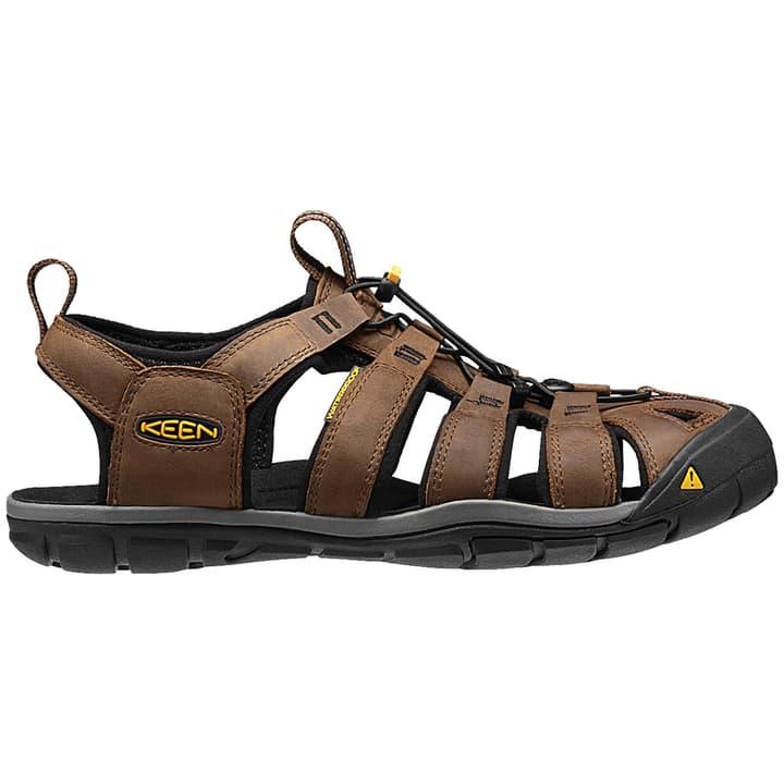 Clearwater CNX Sandali trekking da uomo Keen 493432041070 Colore marrone Taglie 41 N. figura 1