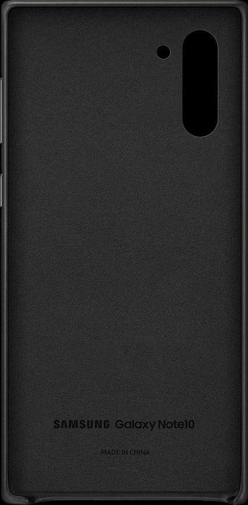 Leather Cover black Hülle Samsung 785300146394 Bild Nr. 1