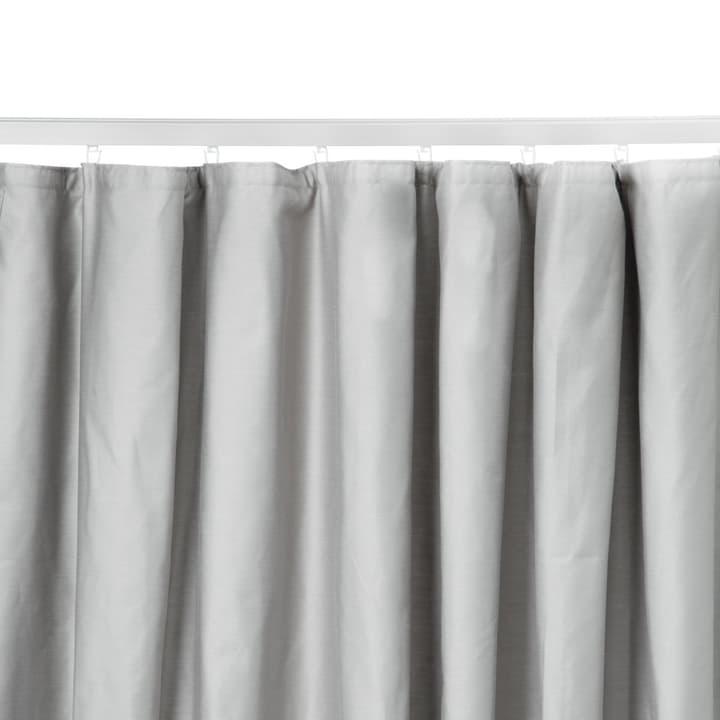 ADELAIDE Rideau opaque prêt à poser 372000700000 Couleur Gris clair Dimensions L: 150.0 cm x H: 260.0 cm Photo no. 1