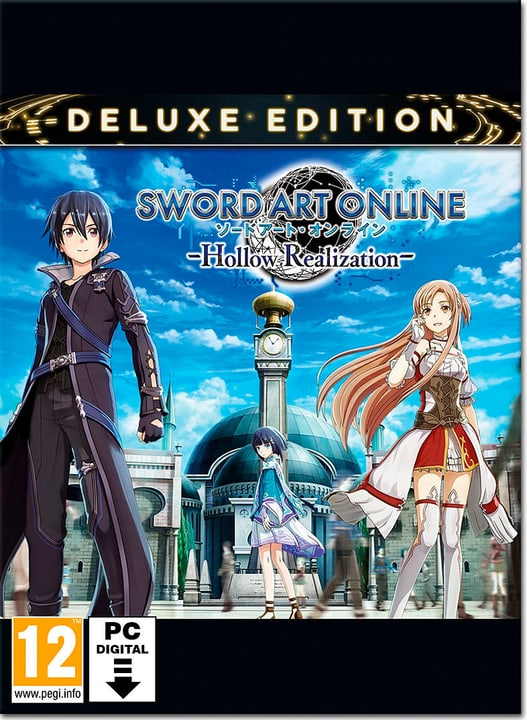 PC - Sword Art Online: Hollow Realization - Deluxe Edition - D/F/I Download (ESD) 785300134357 N. figura 1