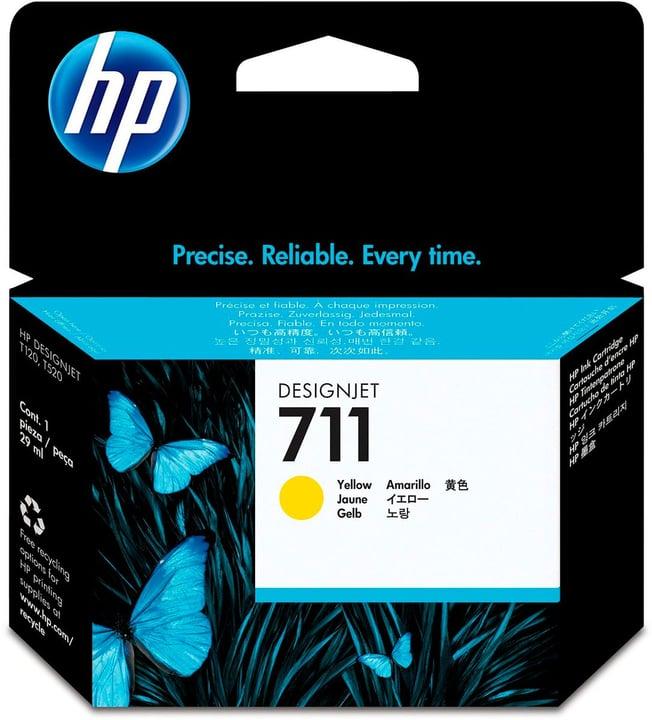 711 CZ132A  gelb Tintenpatrone HP 795841500000 Bild Nr. 1