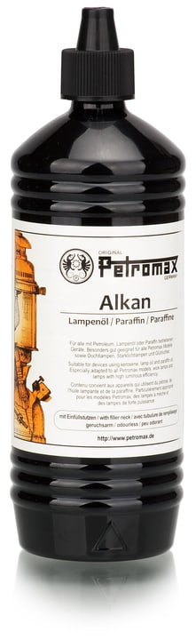 Alkan Huile de paraffine 1l Petromax 491287600000 Photo no. 1