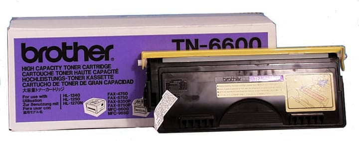 HY TN-6600 Toner-Modul black Brother 797525900000 Photo no. 1