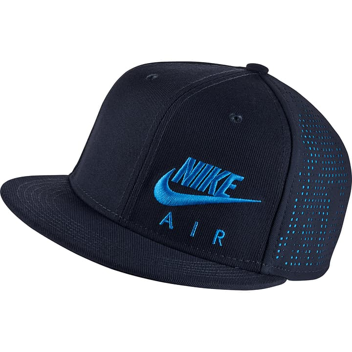 Berretto da bambini Nike 462801200040 Colore blu Taglie one size N. figura 1