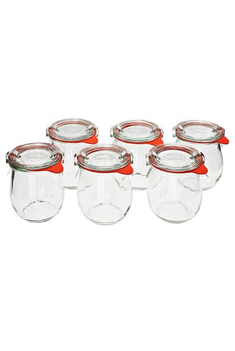 Rundrandglas-Set Weck 703707700000 Bild Nr. 1