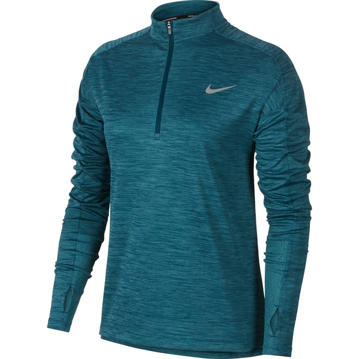 Pacer Maillot à manches longues Nike 470176500365 Couleur petrol Taille S Photo no. 1