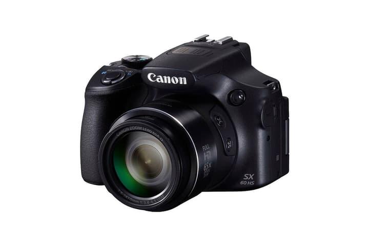 Powershot SX60 HS App. photo compact Canon 785300123620 Photo no. 1