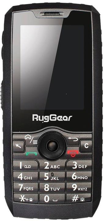 RG160 Dual SIM noir Téléphone mobile RugGear 785300139736 Photo no. 1
