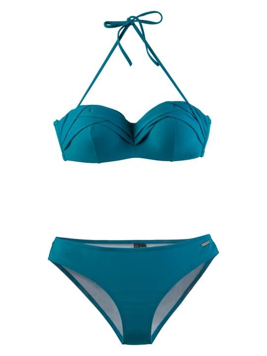 LEADER Bikini Bikini pour femme Protest 463115700565 Couleur petrol Taille L Photo no. 1