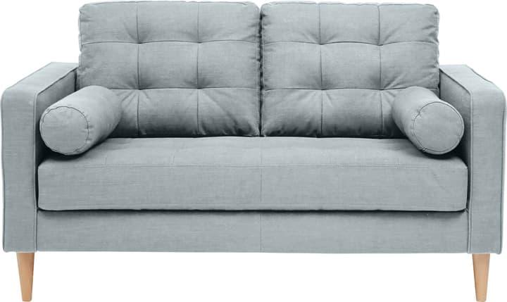 SEIFERT 2er-Sofa 405711620342 Farbe Mittelblau Grösse B: 150.0 cm x T: 81.0 cm x H: 81.0 cm Bild Nr. 1