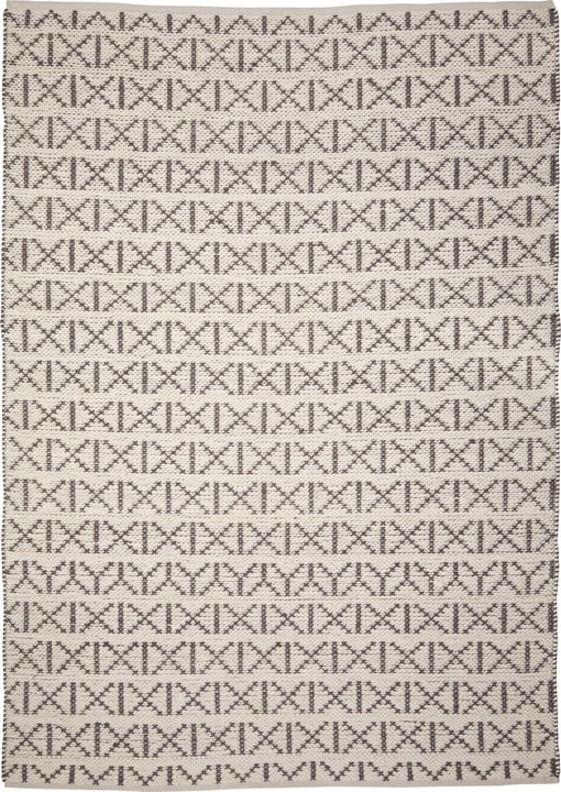ELOISA Tapis 412016512019 Couleur noir/blanc Dimensions L: 120.0 cm x P: 170.0 cm Photo no. 1