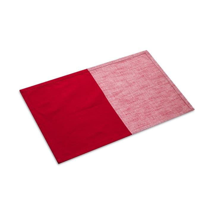 LAREN tovaglietta 378212600000 Dimensioni L: 30.0 cm x P: 45.0 cm Colore Rosso N. figura 1