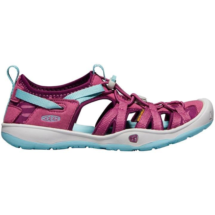 Moxie Sandal Kinder-Sandale Keen 460678538045 Farbe violett Grösse 38 Bild-Nr. 1