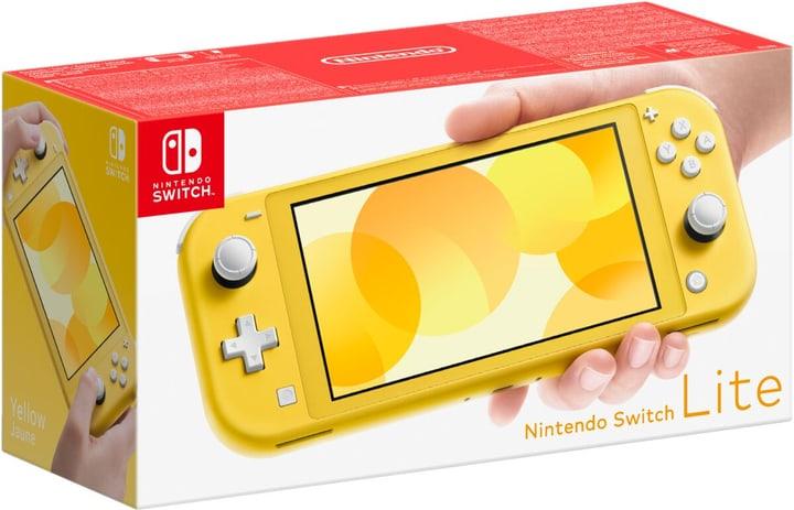 Switch Lite gelb Konsole Nintendo 785443600000 Bild Nr. 1