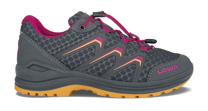 Maddox Lo Chaussures polyvalentes pour enfant Lowa 465515738080 Couleur gris Taille 38 Photo no. 1