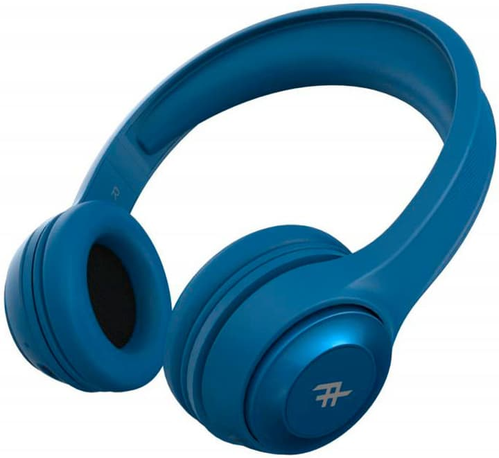 Aurora Wireless - Blau On-Ear Kopfhörer Ifrogz 785300131934 Bild Nr. 1