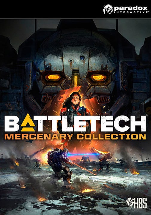 PC - BattleTech: Mercenary Collection Download (ESD) 785300141990 N. figura 1