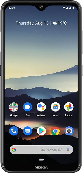 7.2 Charcoal Smartphone Nokia 785300148189 Photo no. 1
