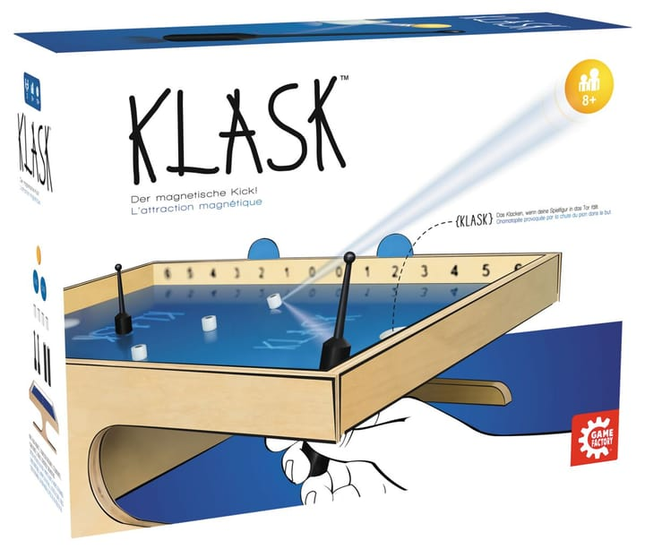 Jeu Klask 747653200000 Photo no. 1