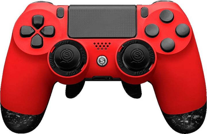 Infinity 4PS Pro Gaming Controller Deep Red Black Controller Scuf 785532200000 Bild Nr. 1