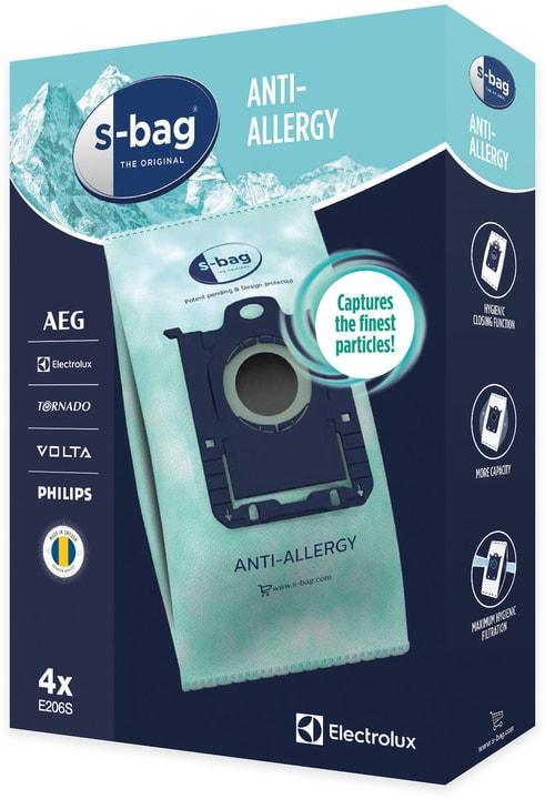 s-bag E206S sac à poussière Electrolux 717182500000 Photo no. 1