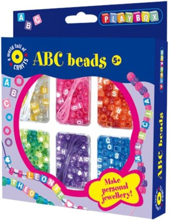 Bastelset abc-Perlen I AM CREATIVE 665414200000 Bild Nr. 1