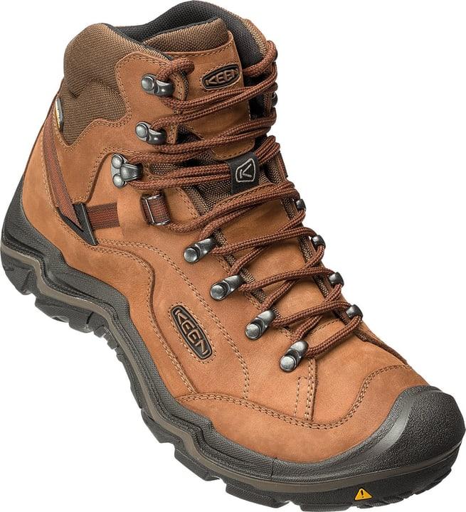 Galleo Mid WP Chaussures de randonnée pour homme Keen 460888539570 Colore marrone Taglie 39.5 N. figura 1