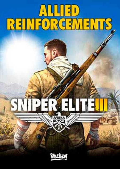 PC - Sniper Elite 3 - Allied Reinforcements Outfits Pack Download (ESD) 785300133713 N. figura 1