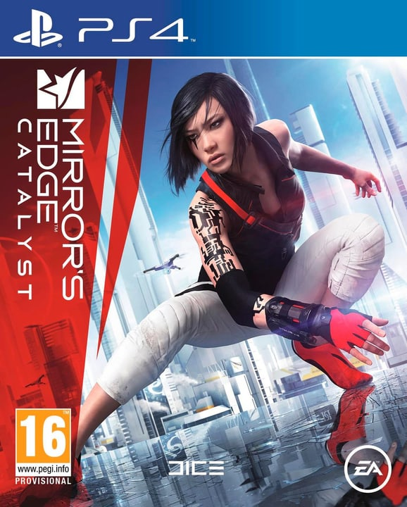 PS4 - The Mirror's Edge 2 Box 785300119929 Bild Nr. 1