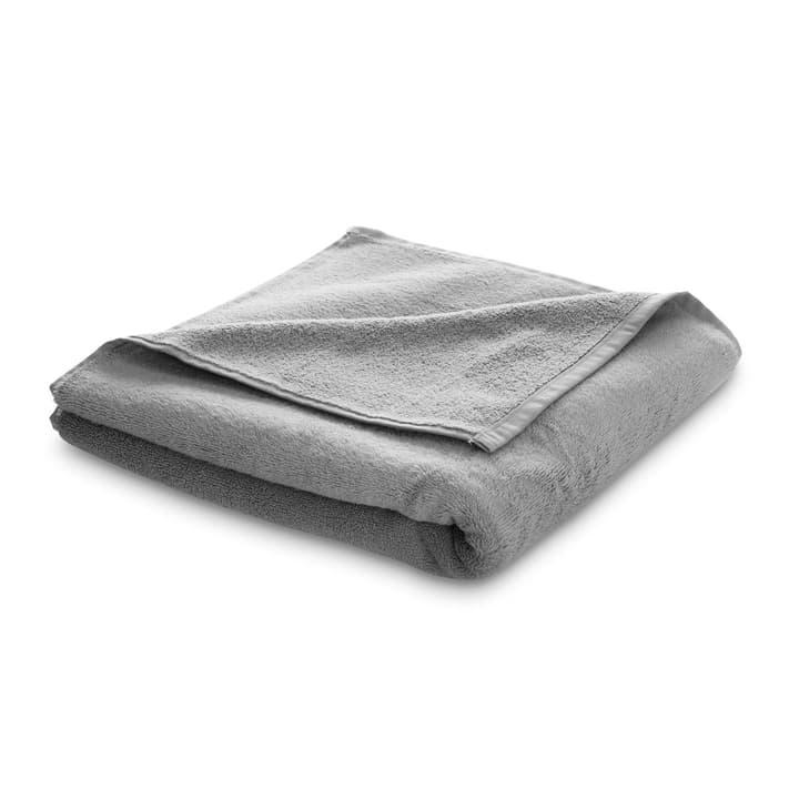 SOFT COTTON Duschtuch 374056500000 Grösse B: 70.0 cm x T: 140.0 cm Farbe Grau Bild Nr. 1