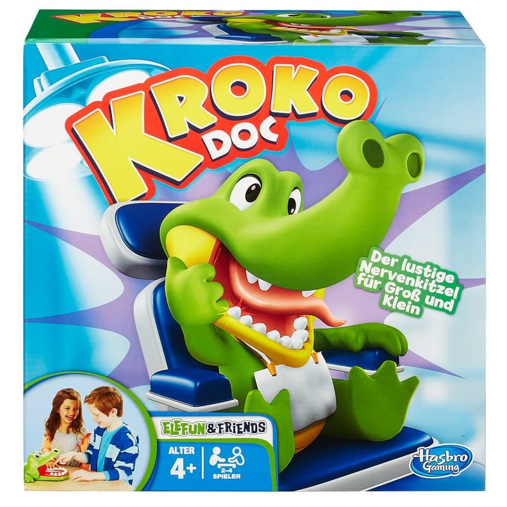 Kroko Doc (D) 746978090000 Langue Allmend Photo no. 1