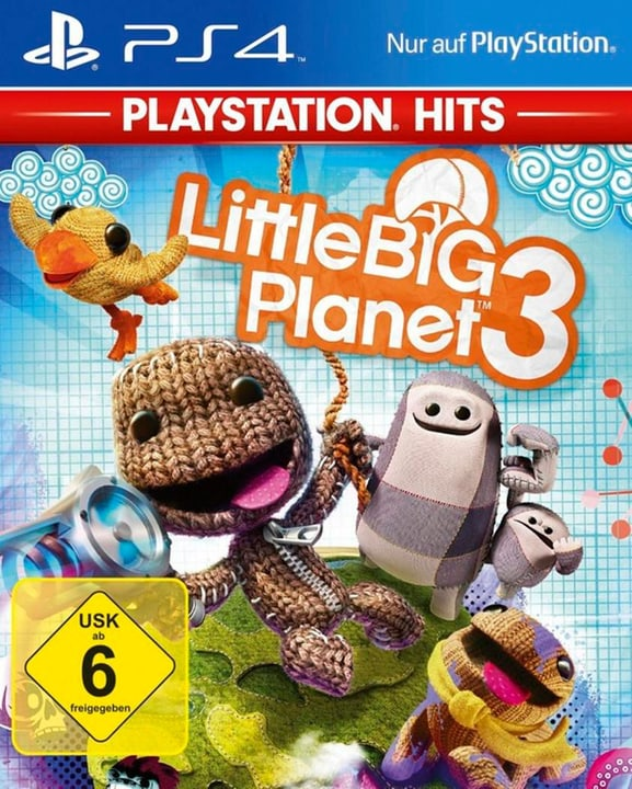 PS4 - Playstation Hits: Little Big Planet 3 Physisch (Box) 785300137790 Bild Nr. 1