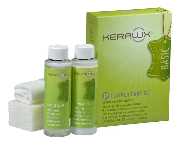 KERALUX Kit d'entretien pour cuir pigmenté 405720200000 Photo no. 1