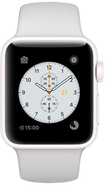 Watch Edition GPS/LTE 38mm white/pebble Apple 785300130754 N. figura 1