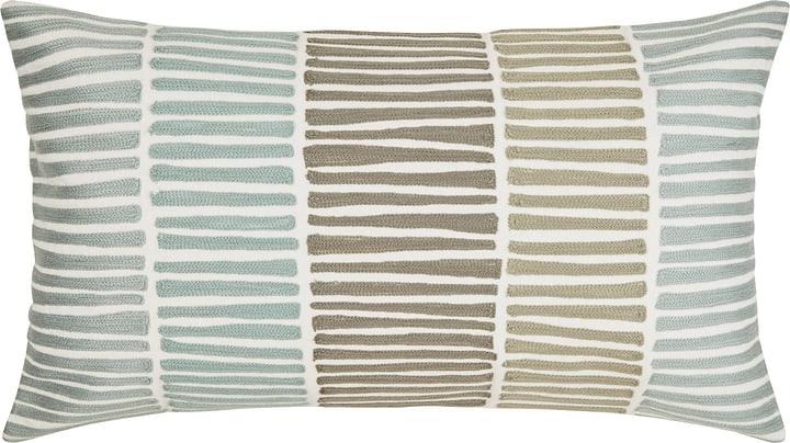 BENIGNA Fodera per cuscino decorativo 450689440341 Colore Azzurro Dimensioni L: 50.0 cm x A: 30.0 cm N. figura 1