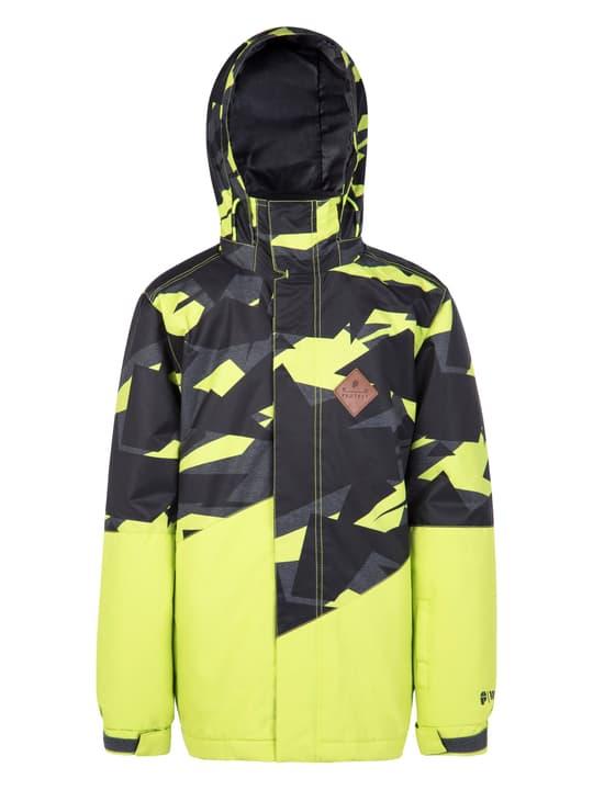 HONDA JR SNOWJACKET Giacca da snowboard per bambino Protest 464586412861 Colore verde chiaro Taglie 128 N. figura 1